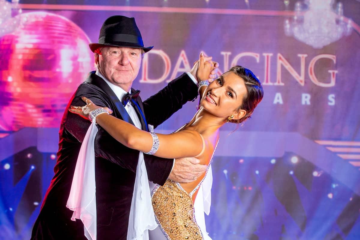 Andreas Ogris - Vesela Dimova bei den Dancing Stars am 16.10.2020