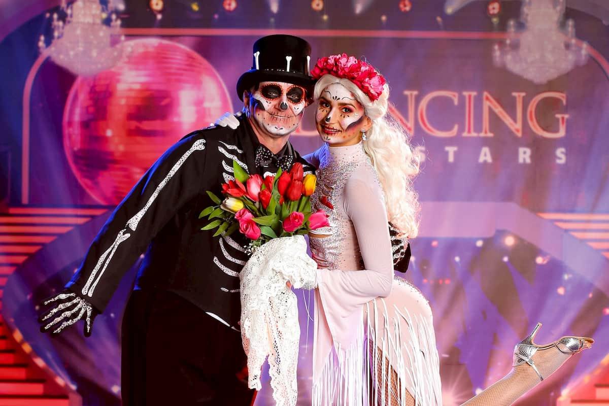 Andreas Ogris - Vesela Dimova bei den Dancing Stars am 30.10.2020