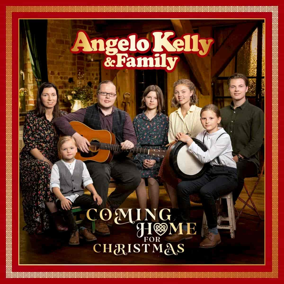 Angelo Kelly & Family Coming Home for Christmas 2020