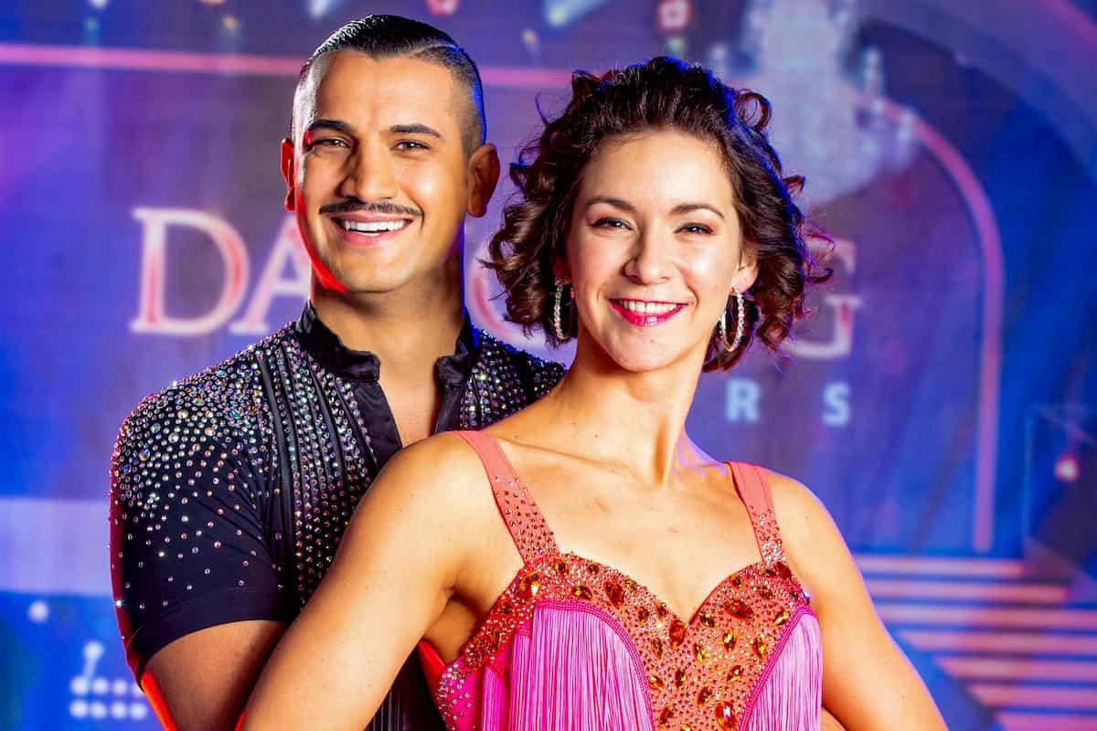 Ausgeschieden Dancing Stars am 16.10.2020 Marcos Nader - Alexandra Scheriau