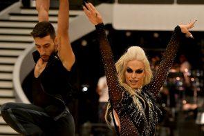 Ausgeschieden Dancing Stars am 9.10.2020 Tamara Mascara - Dimitar Stefanin