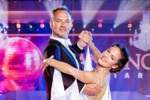 Ausgeschieden bei den Dancing Stars am 2.10.2020 Christian Dolezal - Roswitha Wieland