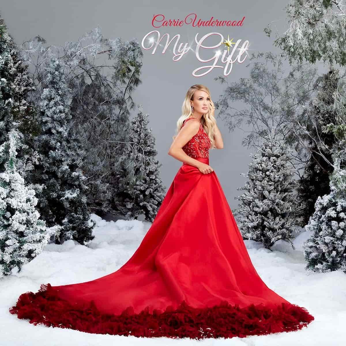 Carrie Underwood My Gift - Weihnachts-Album 2020