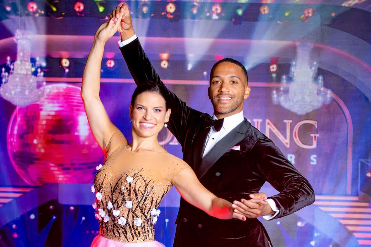 Cesar Sampson - Conny Kreuter bei den Dancing Stars am 16.10.2020