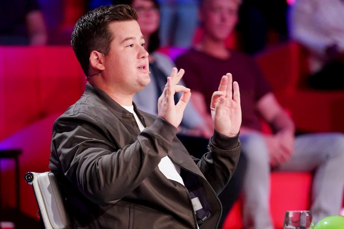 Chris Tall neues Jury-Mitglied Supertalent 2020
