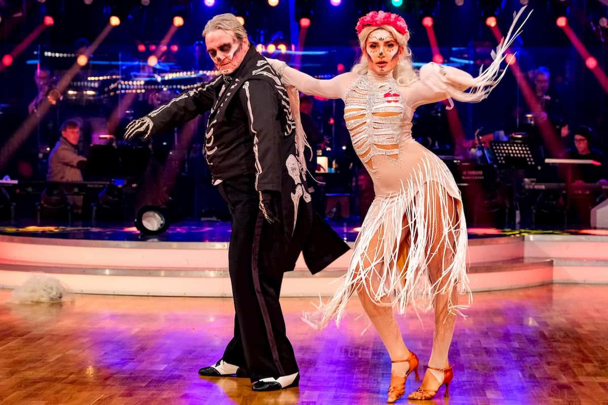 Dancing Stars 30.10.2020 Andreas Ogris - Vesela Dimova