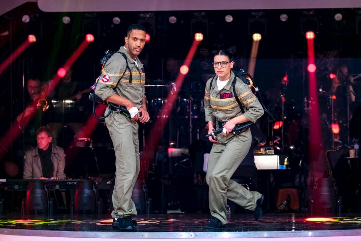 Dancing Stars 30.10.2020 Cesar Sampson - Conny Kreuter