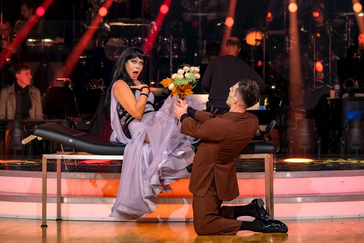 Dancing Stars 30.10.2020 Natalia Ushakova - Stefan Herzog