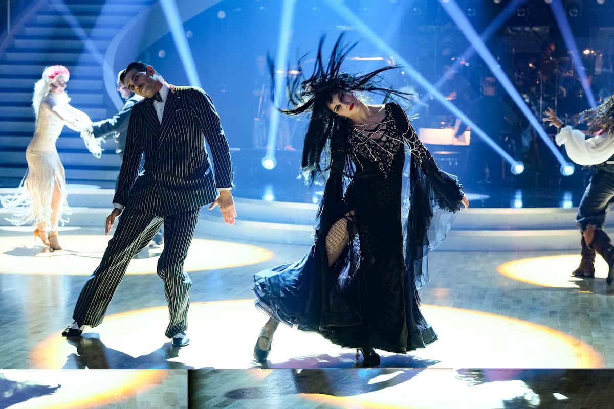 Dancing Stars 30.10.2020 Norbert Oberhauser - Catharina Malek