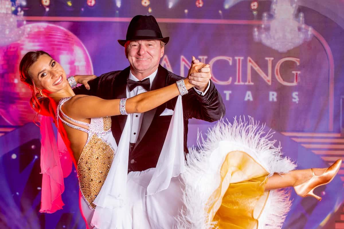 Dancing Stars am 16.10.2020 Andreas Ogris und Vesela Dimova
