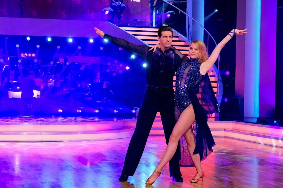Dancing Stars am 16.10.2020 Norbert Oberhauser und Catharina Malek