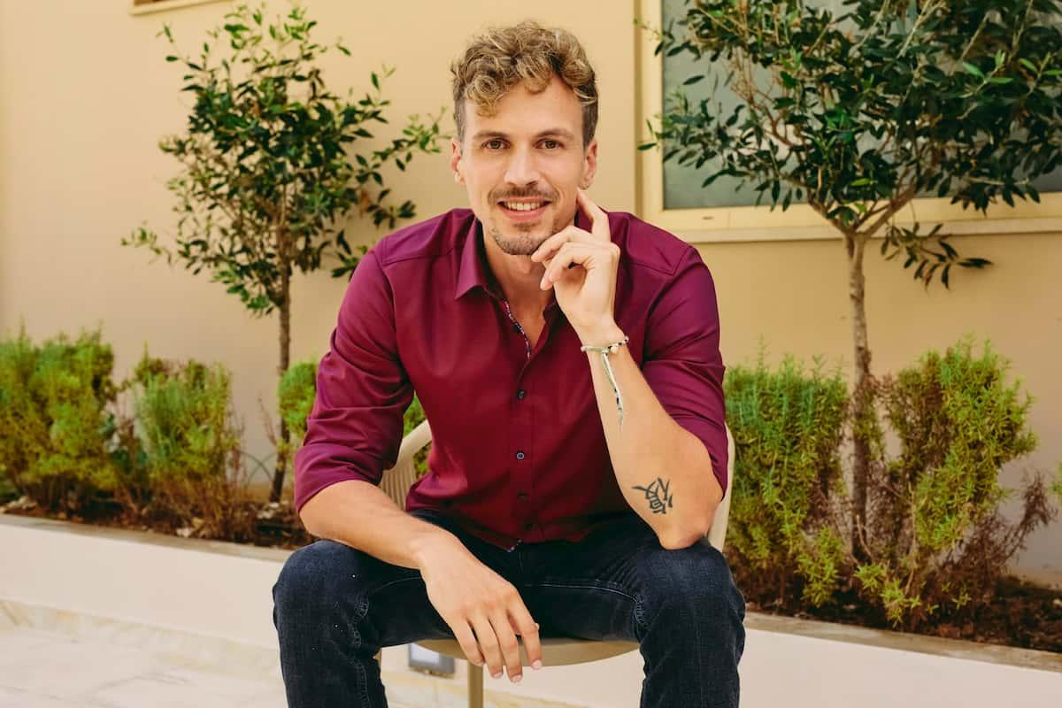 Daniel B aus Weiden - Bachelorette-Kandidat 2020