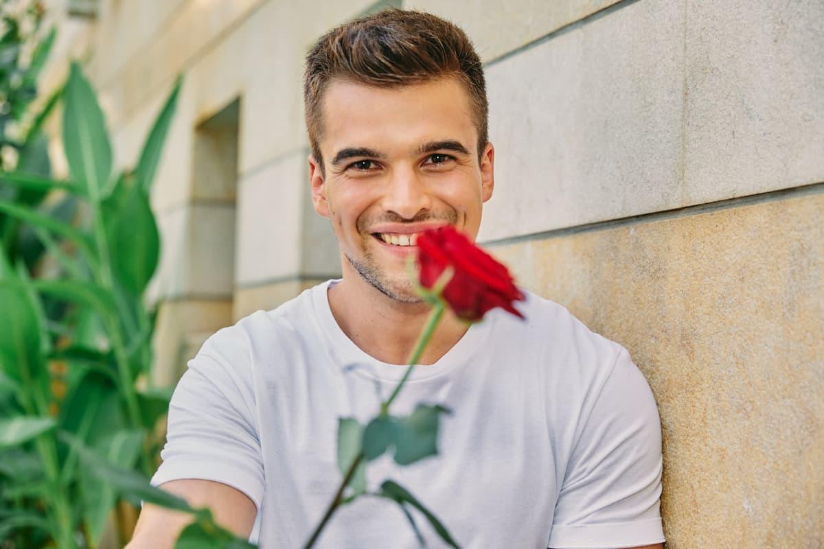 Daniel H aus Wien - Bachelorette-Kandidat 2020
