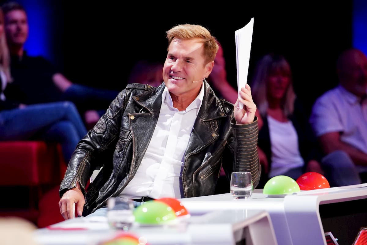 Dieter Bohlen beim Supertalent 2020