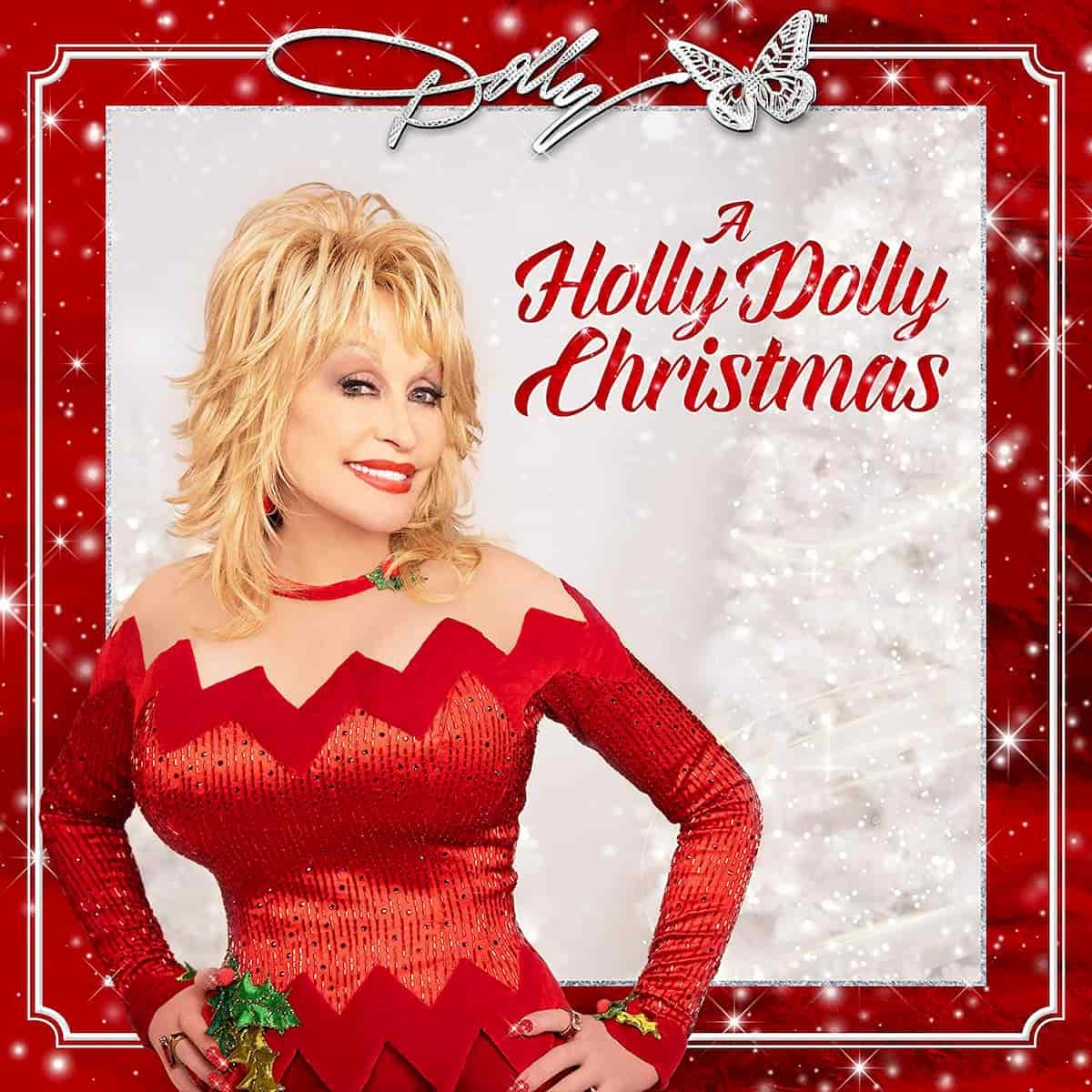 Dolly Parton A Holly Dolly Christmas - neue Weihnachts-CD 2020