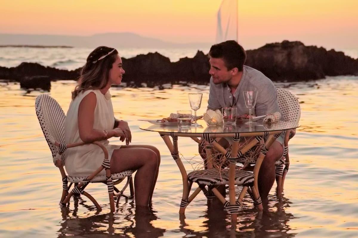 Einzel-Date Bachelorette am 21.10.2020 Melissa und Daniel H
