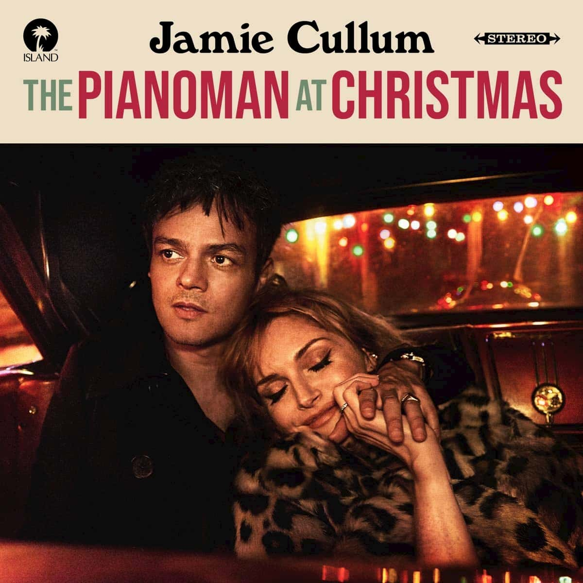 Jamie Cullum The Pianoman at Christmas - Weihnachts-Album 2020