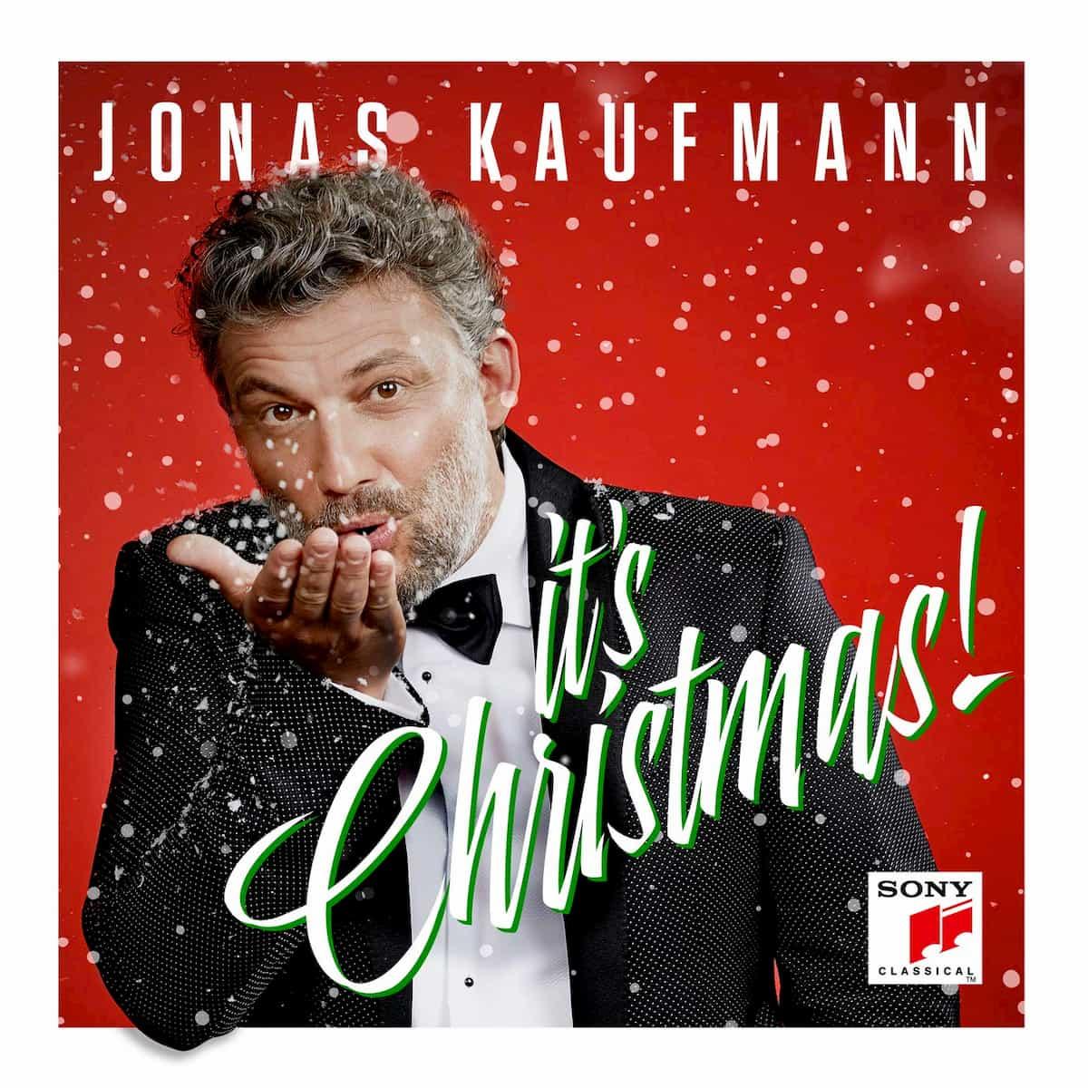 Jonas Kaufmann Weihnachts-CD It's Christmas 2020