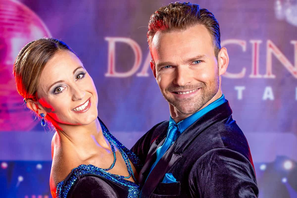 Michaela Kirchgasser - Vadim Garbuzov bei den Dancing Stars am 16.10.2020