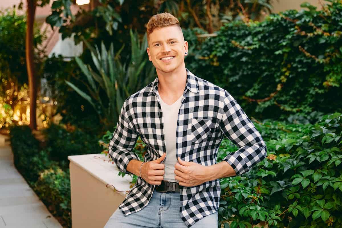Moritz aus Darmstadt - Bachelorette-Kandidat 2020