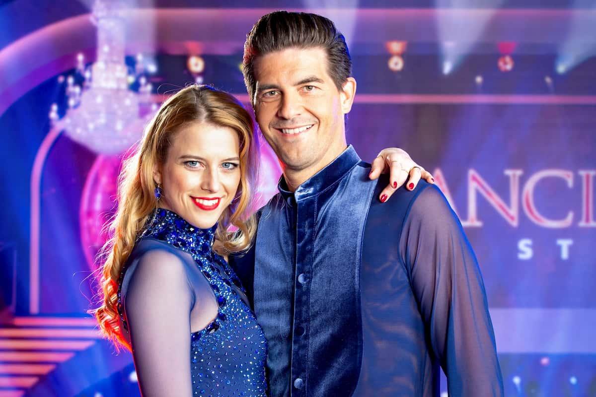 Norbert Oberhauser - Catharina Malek bei den Dancing Stars am 16.10.2020