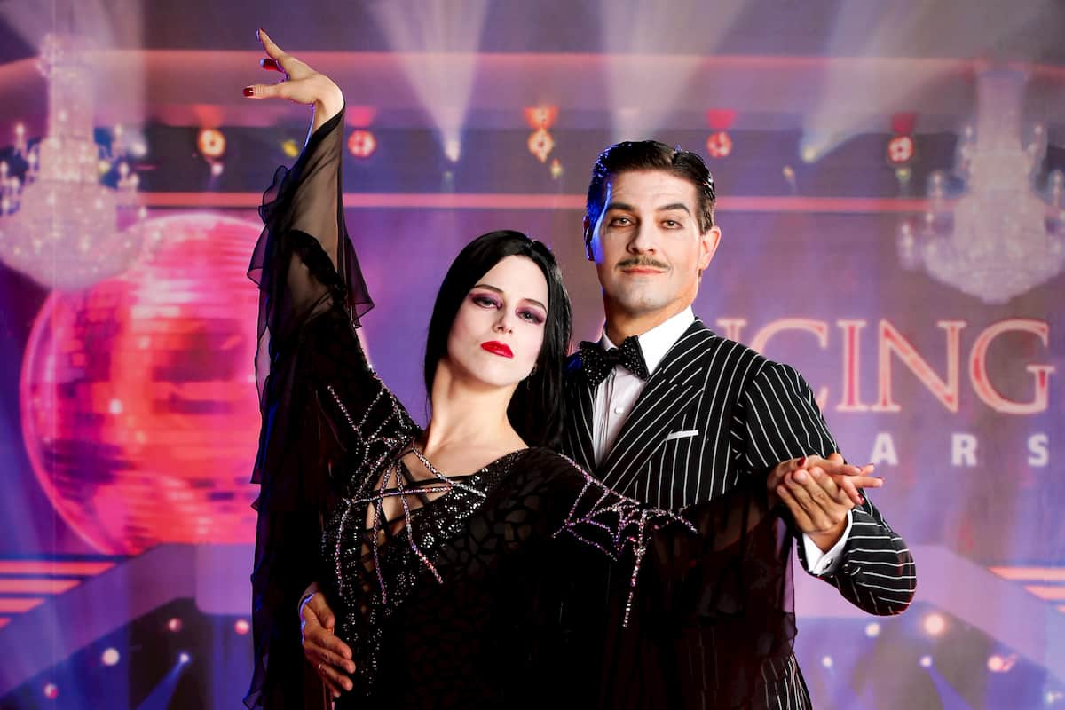 Norbert Oberhauser - Catharina Malek bei den Dancing Stars am 30.10.2020