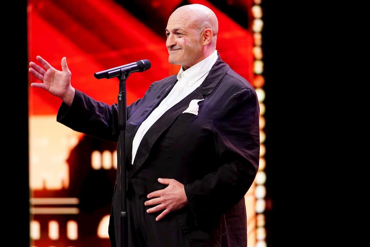 Rudi Macaggi beim Supertalent am 24.10.2020