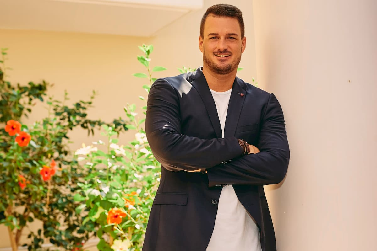 Sebastian aus Hamburg - Bachelorette-Kandidat 2020
