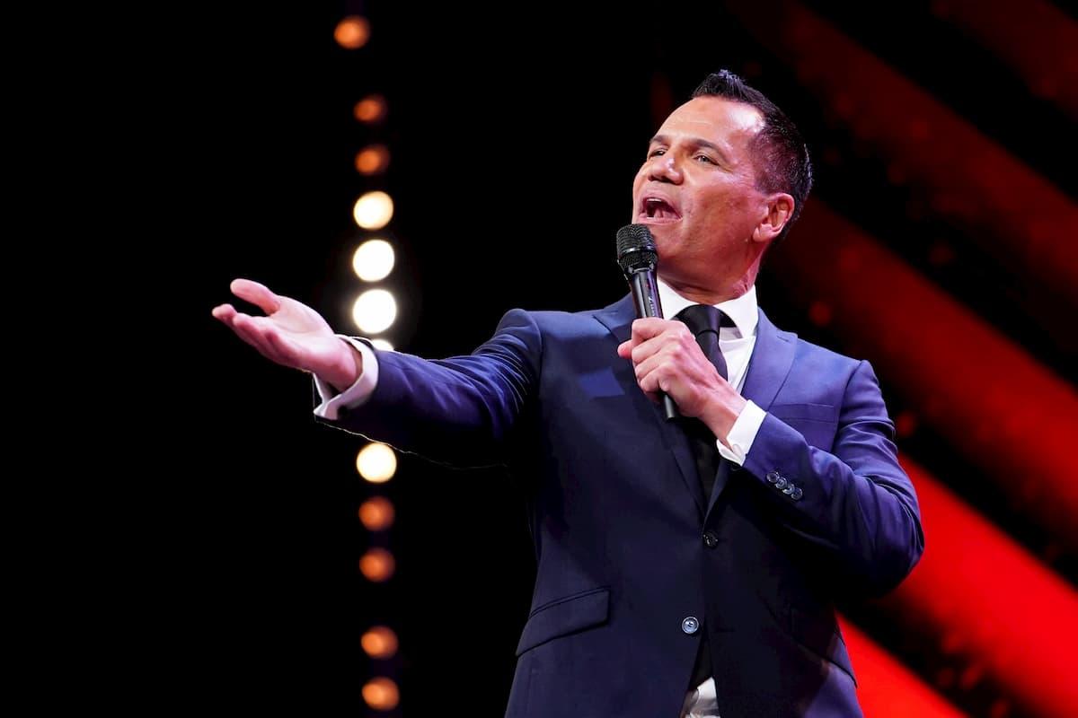 Supertalent am 17.10.2020 - Kandidat Dave Kaufmann