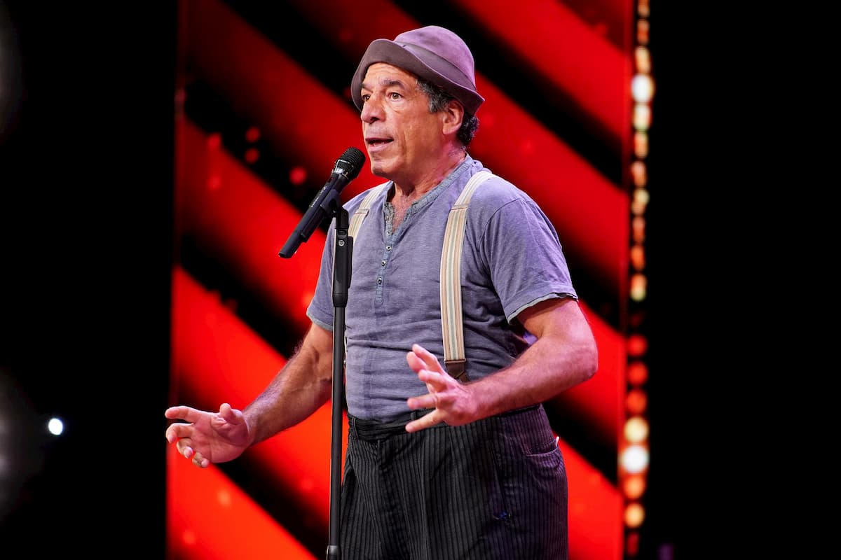 Supertalent am 17.10.2020 - Kandidat Peter Shub
