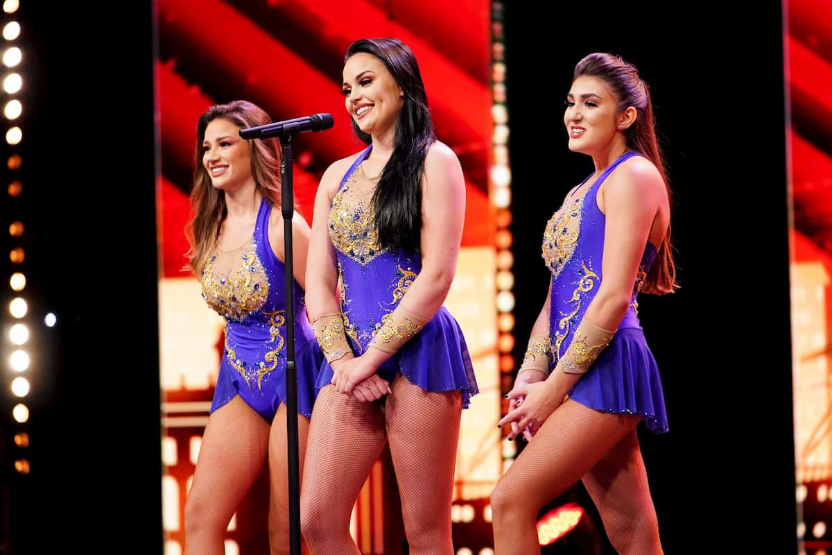 Supertalent am 17.10.2020 - Kandidaten The Bello Sisters