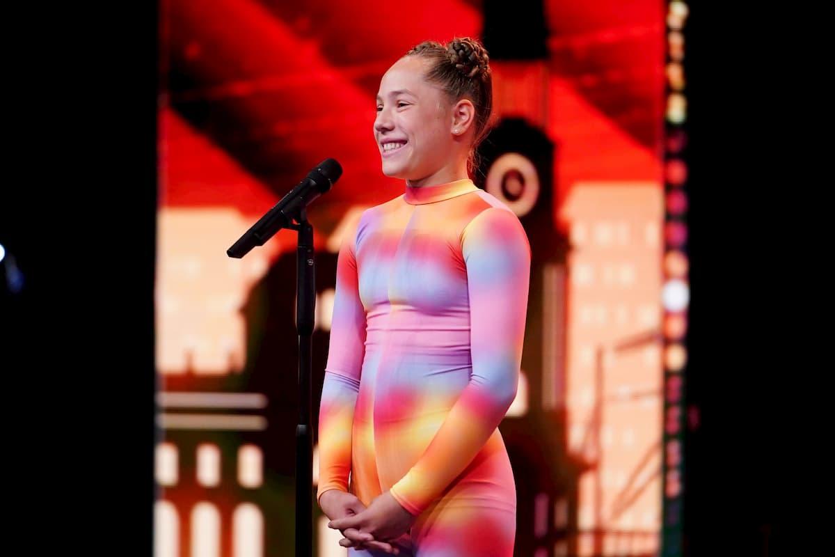 Supertalent am 17.10.2020 - Kandidatin Yarima Gerstenhöfer