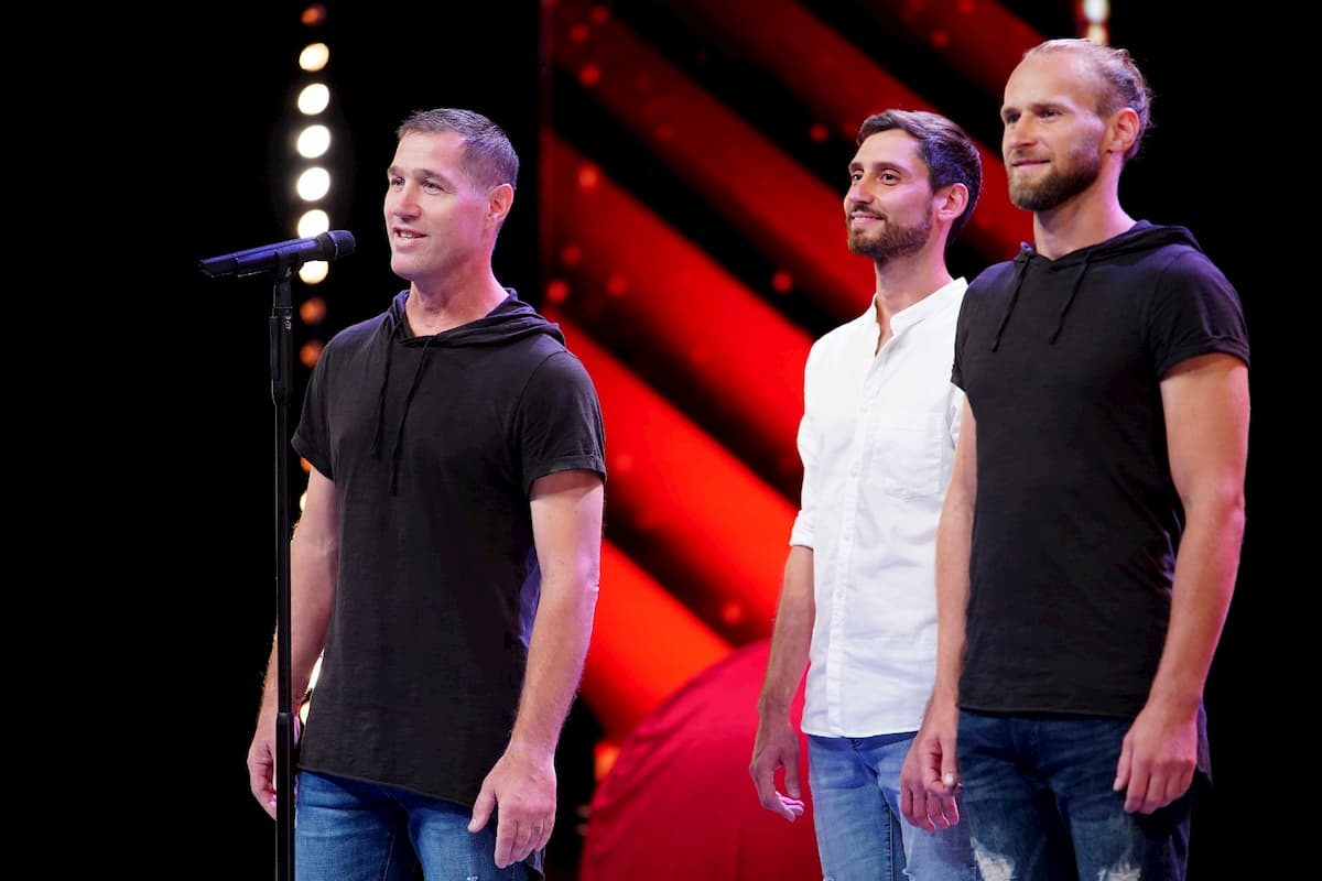 Trio Assassin´s beim Supertalent am 24.10.2020