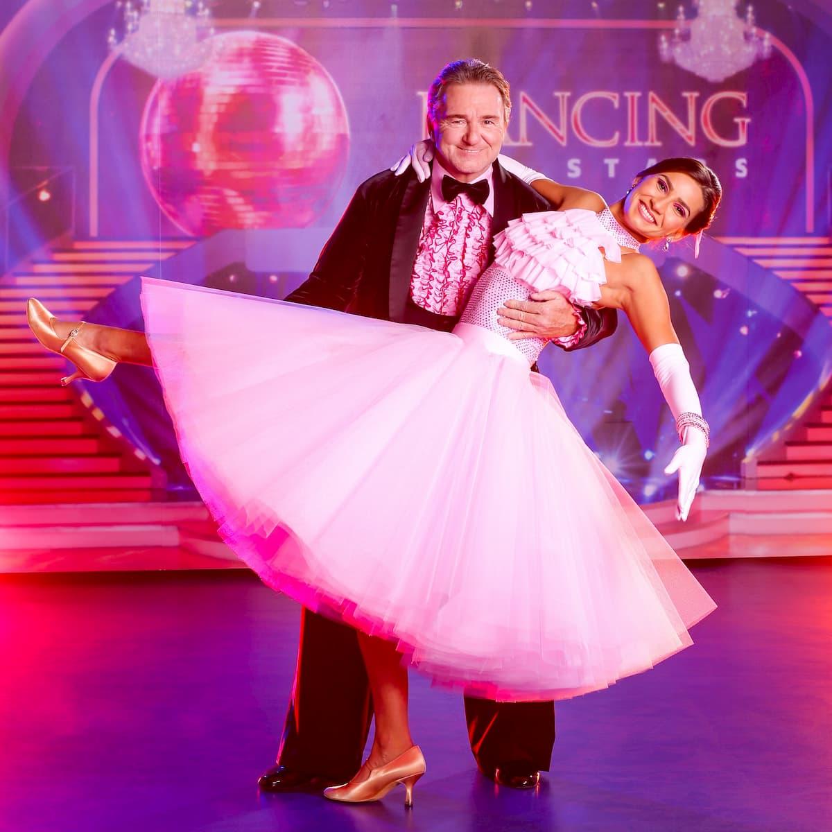 Andreas Ogris - Vesela Dimova ausgeschieden bei den Dancing Stars am 6.11.2020