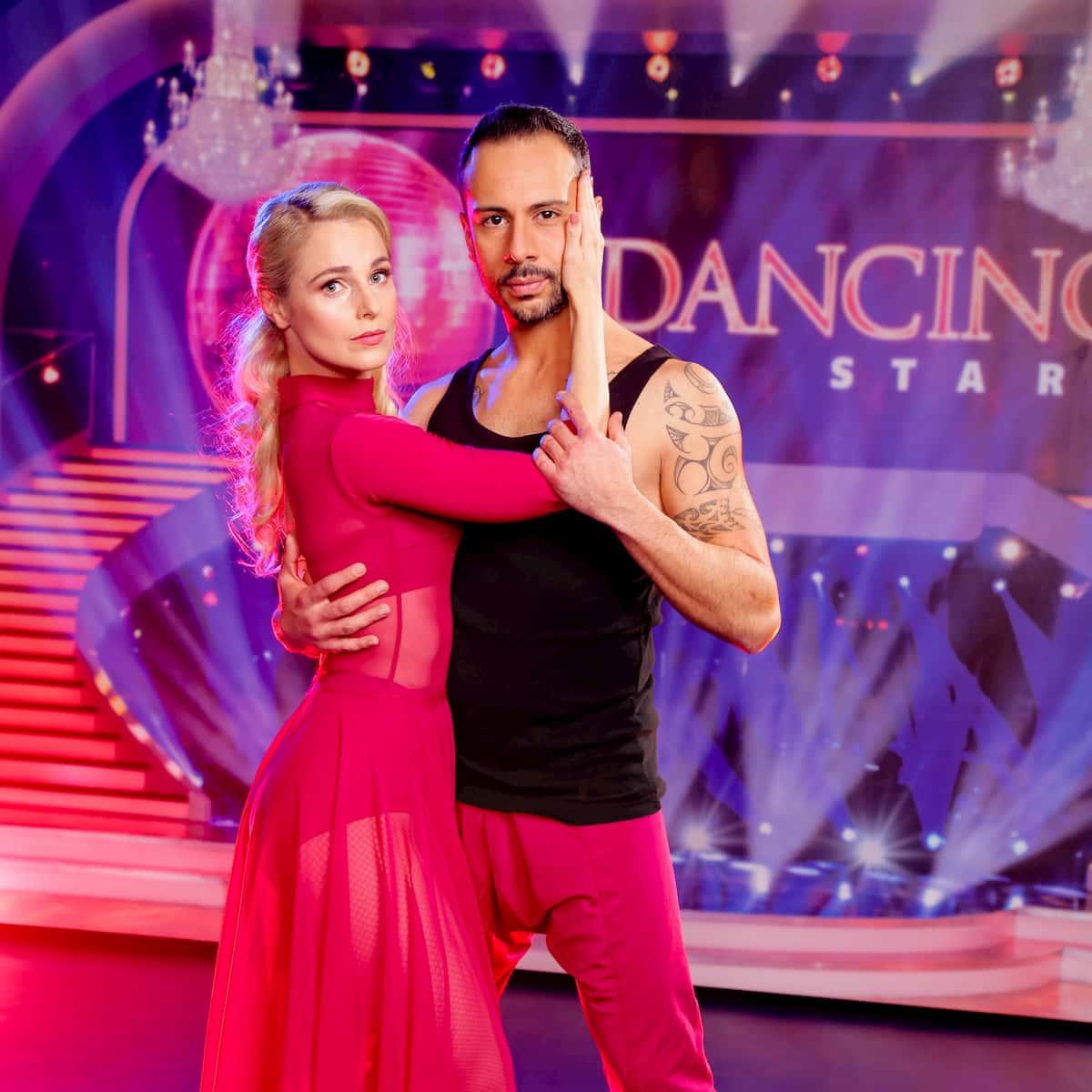 Ausgeschieden auf Platz 3 Dancing Stars 2020 - Silvia Schneider und Danilo Campisi