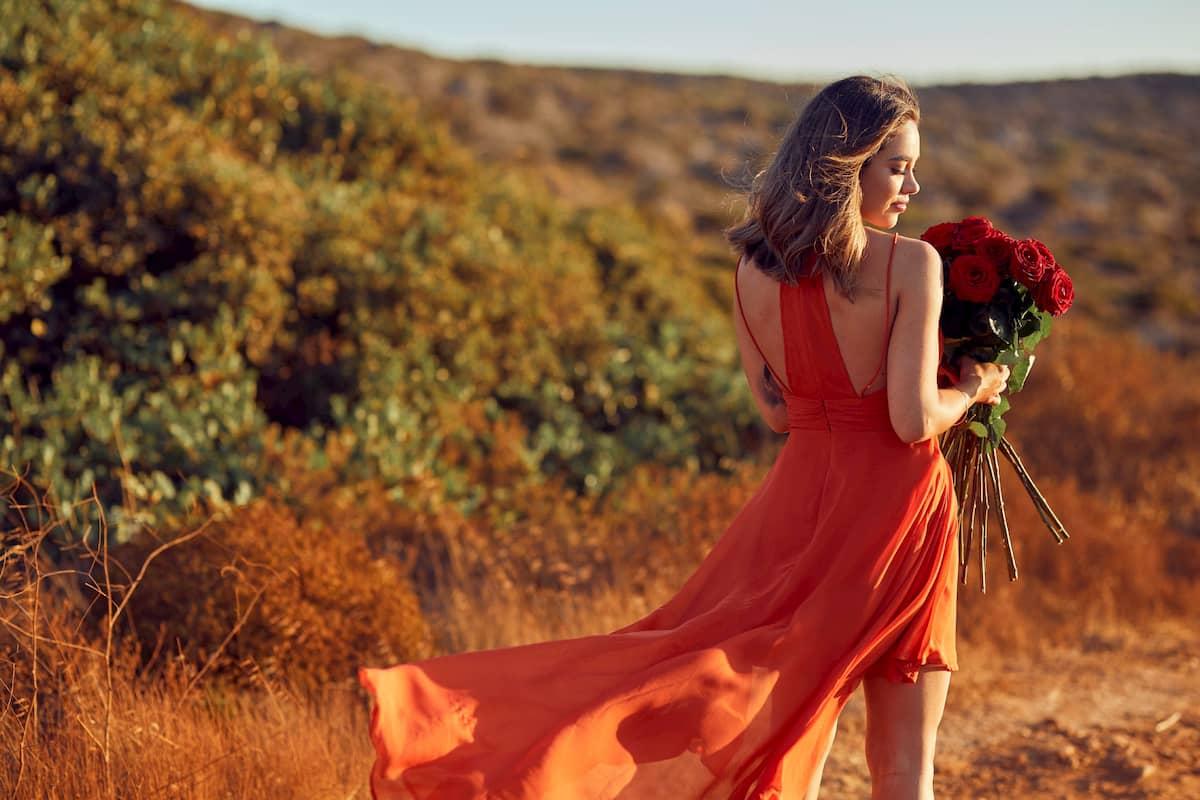 Bachelorette 2020 Melissa beim Auslandsdreh in Griechenland