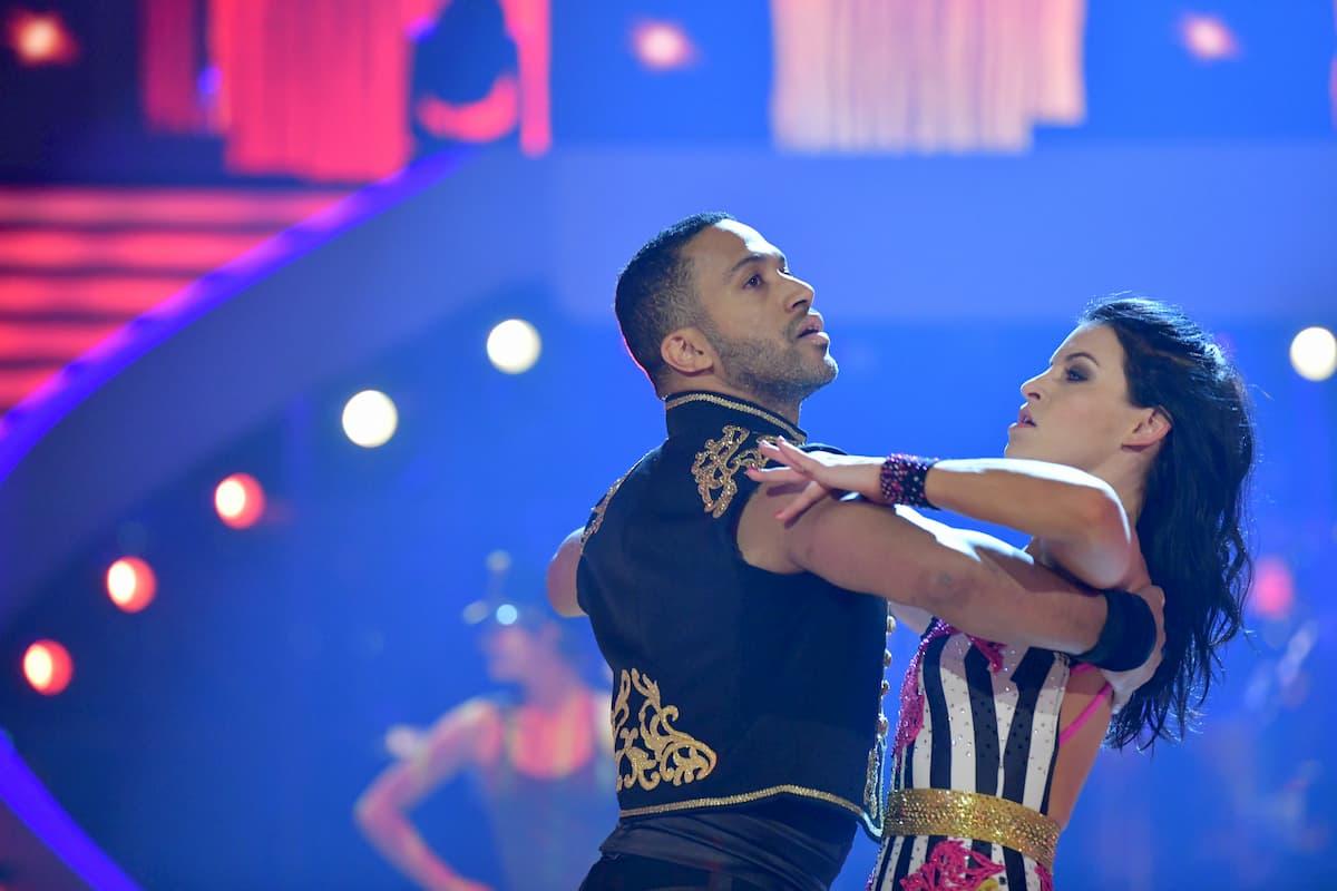 Cesar Sampson - Conny Kreuter Show-Tanz Finale Dancing Stars 2020 am 27.11.2020