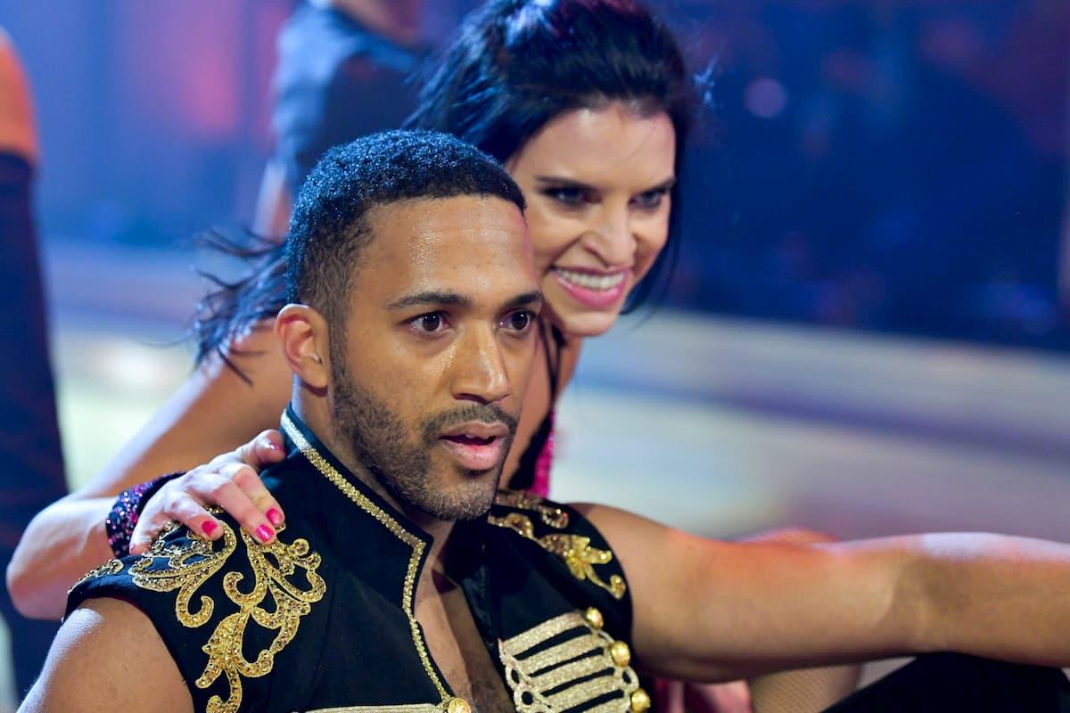 Cesar Sampson - Conny Kreuter im Finale Dancing Stars 2020 am 27.11.2020