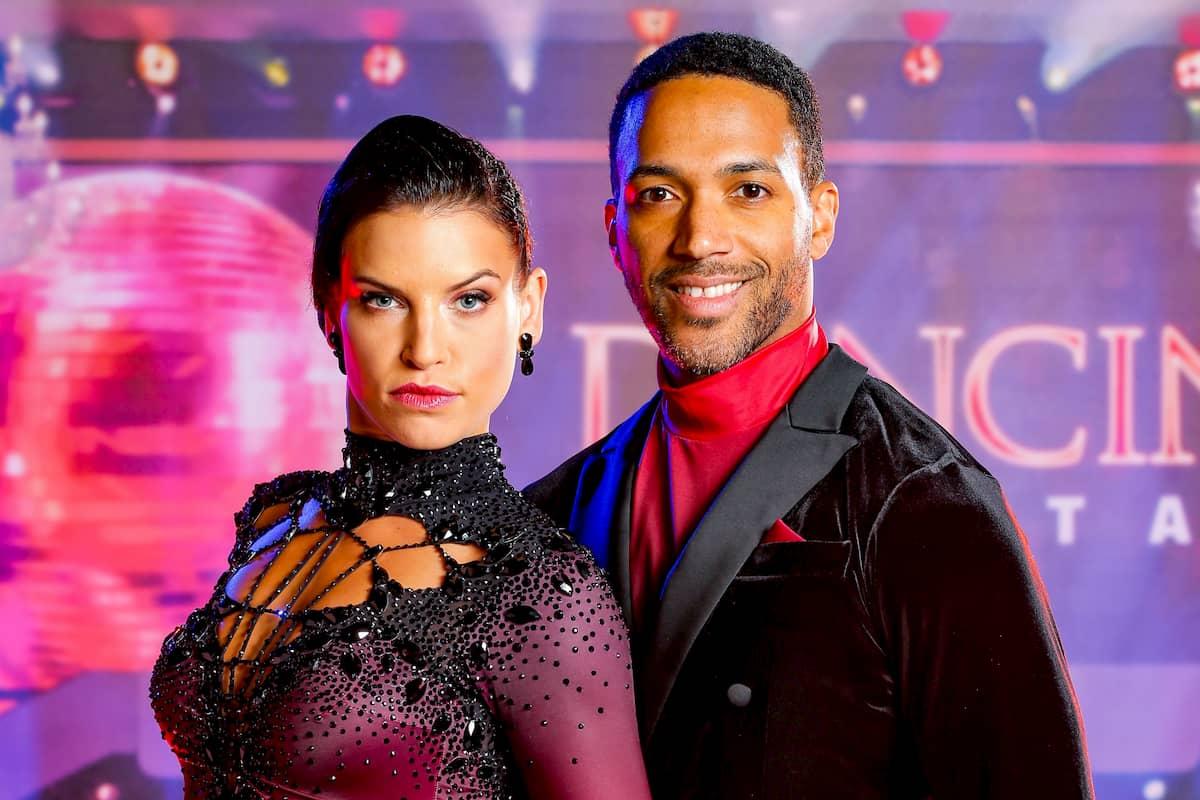 Conny Kreuter und Cesar Sampson bei den Dancing Stars am 13.11.2020