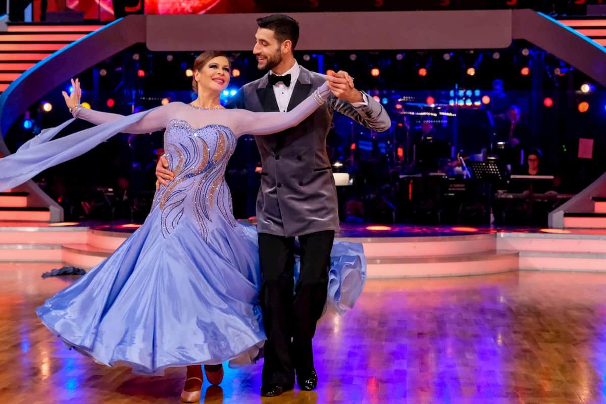 Dancing Stars am 13.11.2020 - Natalia Ushakova - Dimitar Stefanin