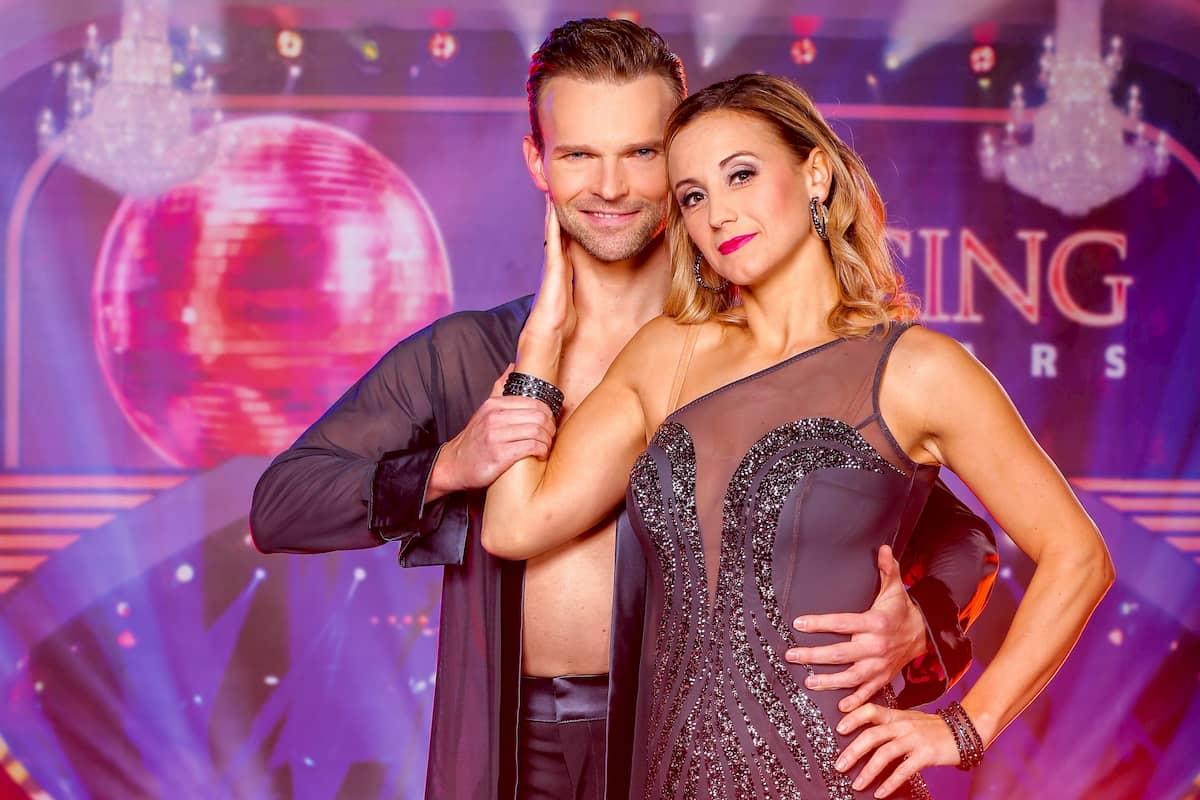 Dancing Stars am 6.11.2020 Michaela Kirchgasser & Vadim Garbuzov