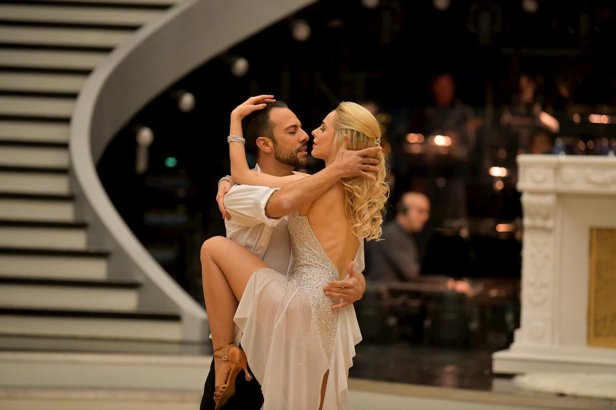 Danilo Campisi - Silvia Schneider im Halbfinale Dancing Stars 2020