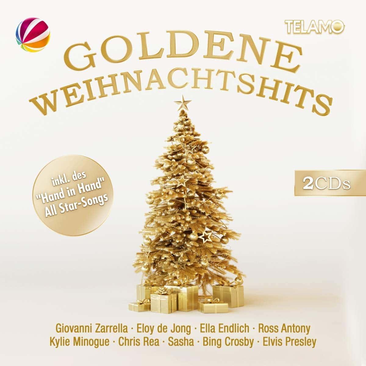 Goldene Weihnachtshits - Eine bunte Weihnachts-CD
