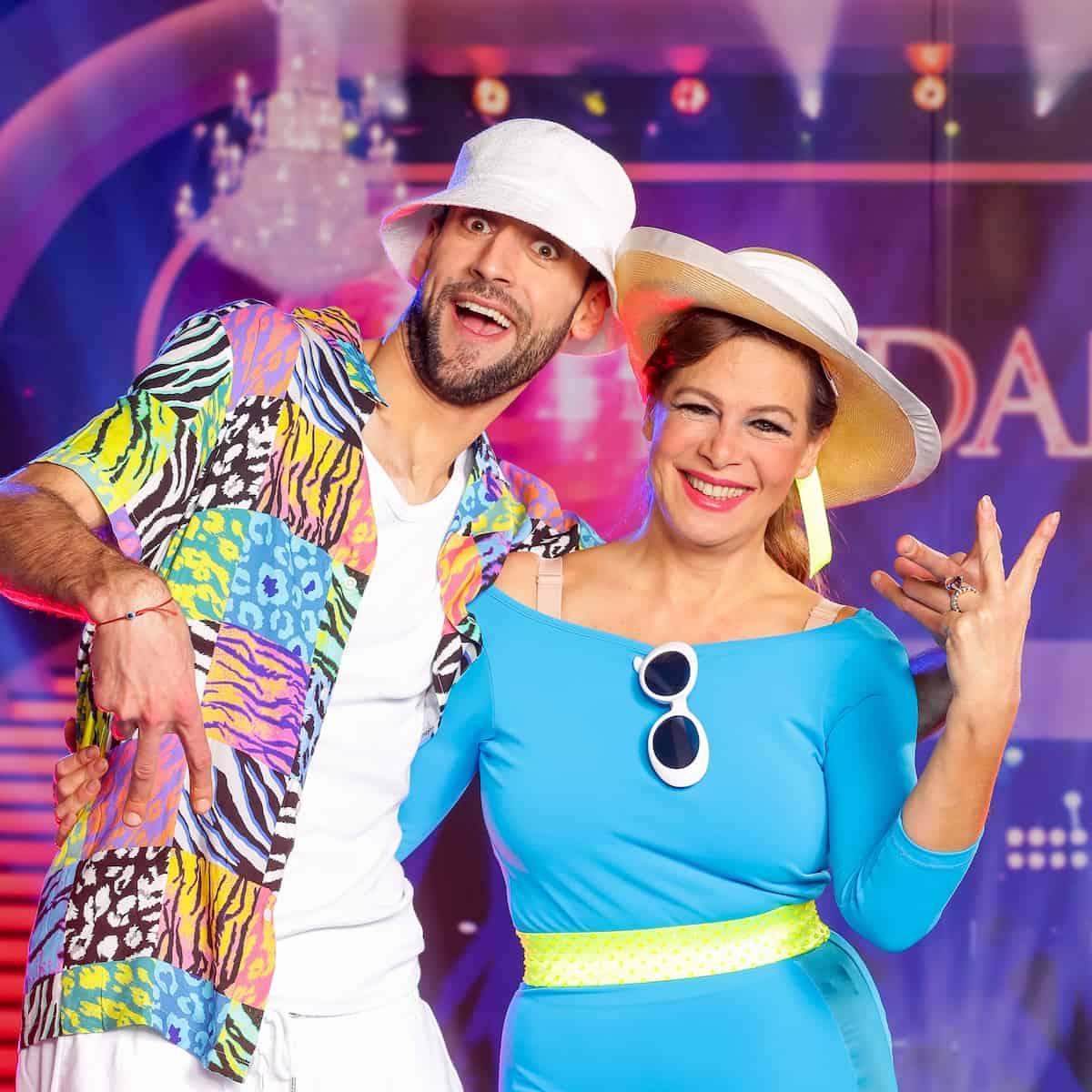 Im Halbinfale Dancing Stars 2020 ausgeschieden Natalia Ushakova - Dimitar Stefanin