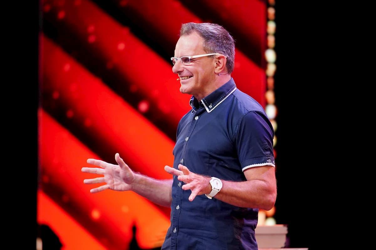 Jörg Burghardt beim Supertalent am 21.11.2020