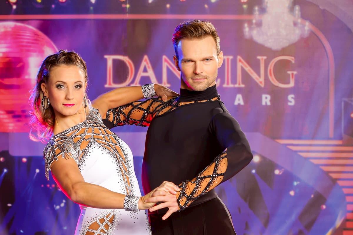 Michaela Kirchgasser - Vadim Garbuzov im Halbfinale Dancing Stars am 20.11.2020