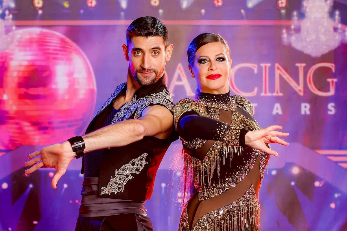 Natalia Ushakova - Dimitar Stefanin bei den Dancing Stars am 13.11.2020
