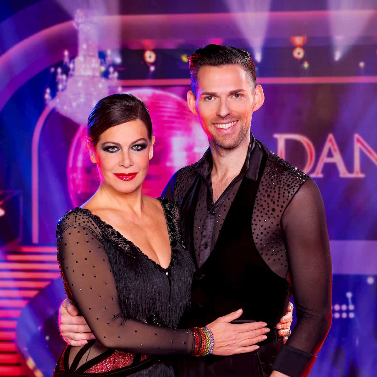 Natalia Ushakova - Stefan Herzog bei den Dancing Stars am 6.11.2020