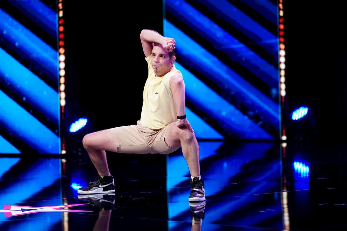 Robert Muraine Kandidat beim Supertalent am 28.11.2020
