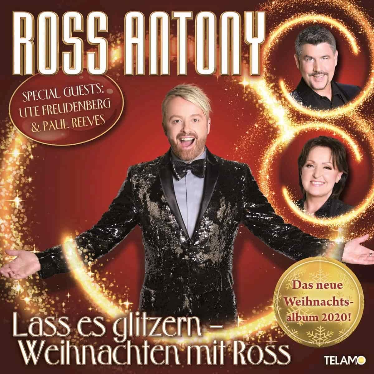 Ross Antony CD, Lass es glitzern - Weihnachten mit Ross